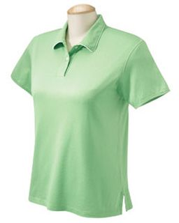 Ladies Performance Plus Mercerized Polo-Chestnut Hill