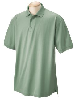 Mens Performance Plus Jersey Polo-
