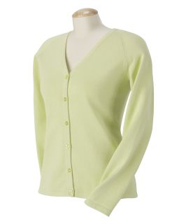 Ladies Six-Button Cardigan-