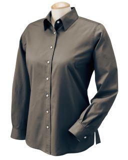 Ladies 32 Singles Long-Sleeve Twill-