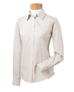 Ladies Executive Performance Broadcloth-Chestnut Hill