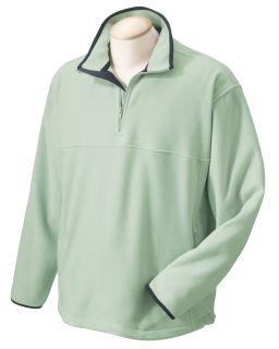 Microfleece Quarter-Zip Pullover-