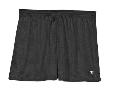 Ladies Mesh Short-Champion