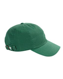 Brushed Cotton 6-Panel Cap-