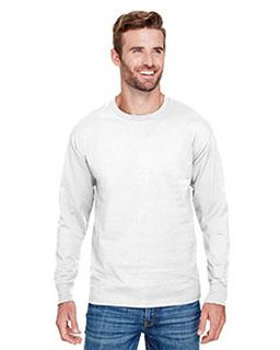 Adult Long-Sleeve Ringspun T-Shirt-