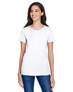 Ladies Ringspun Cotton T-Shirt-Champion