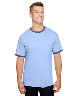 Adult Triblend Ringer T-Shirt-Champion