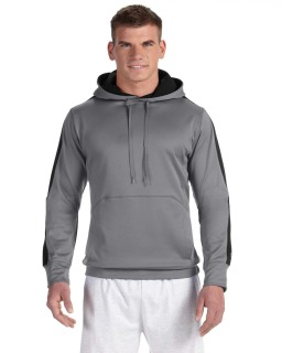 Adult 5.4 Oz. Performance Fleece Pullover Hood-
