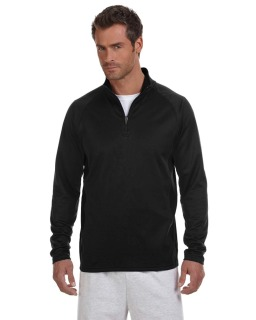 Adult 5.4 Oz. Performance Fleece Quarter-Zip Jacket-