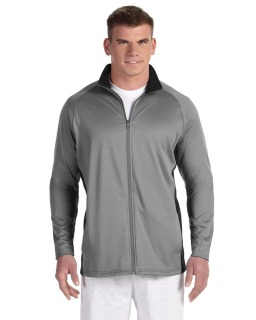 Adult 5.4 Oz. Performance Fleece Full-Zip Jacket-Champion