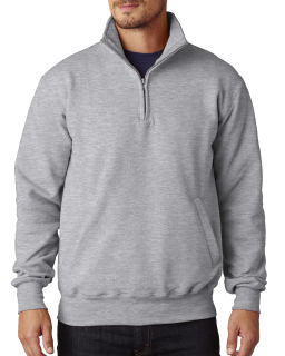 Adult 9 Oz., Double Dry Eco® Quarter-Zip Pullover-