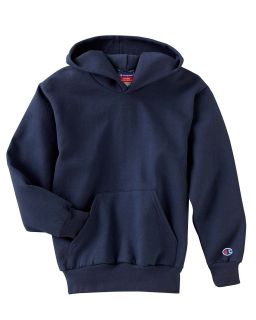 Youth 9 Oz. Double Dry Eco® Pullover Hood-