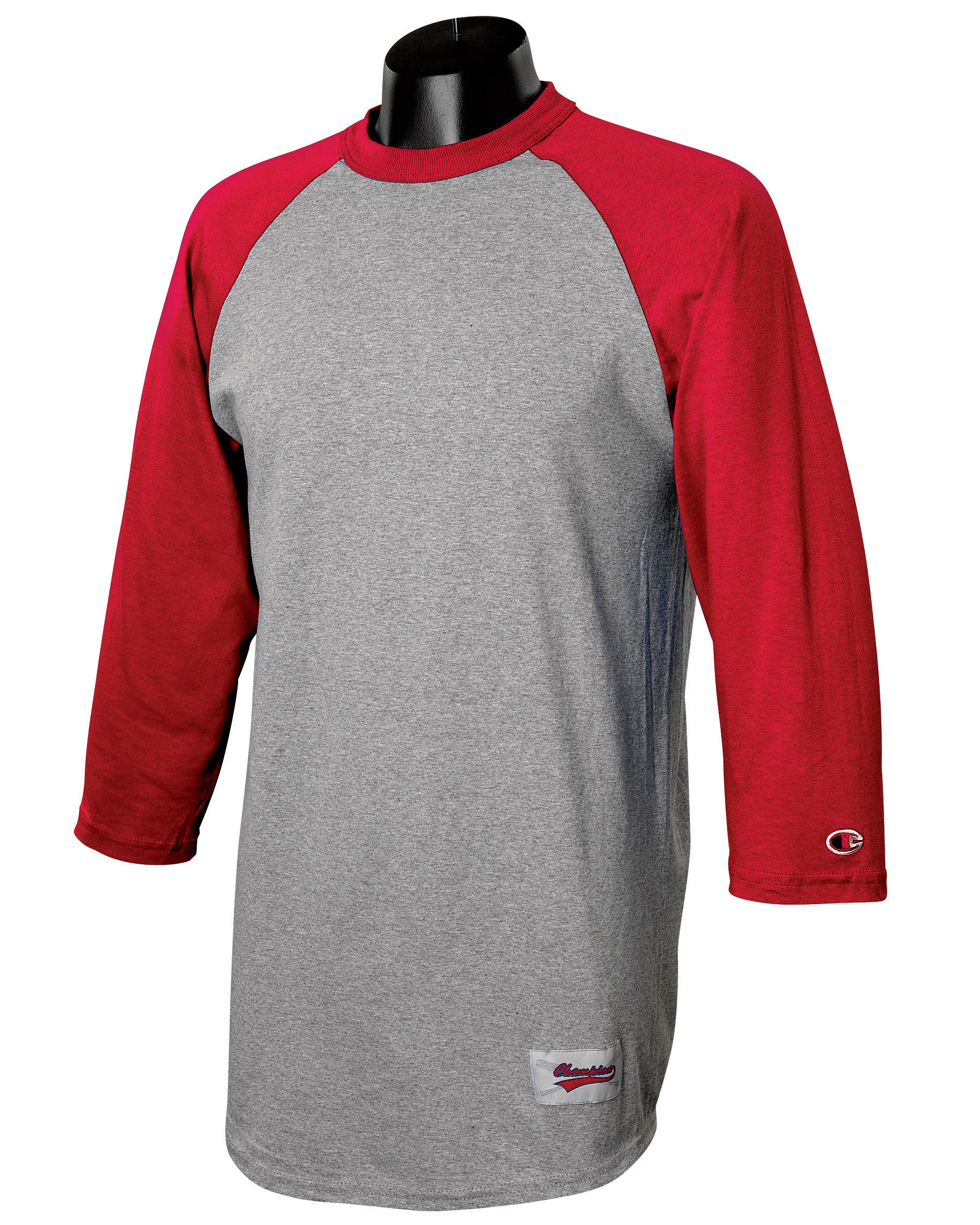 7ccf418f Adult 5.2 Oz. Raglan T-Shirt. Combination In Stock. $13.64. Champion. T1397
