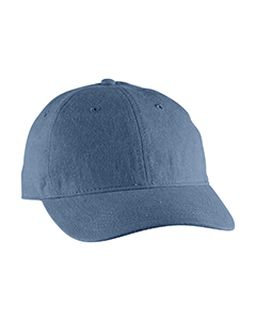 Pigment-Dyed Canvas Baseball Cap-Comfort Colors