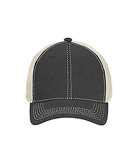 Unstructured Trucker Cap-