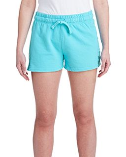 Ladies French Terry Short-Comfort Colors