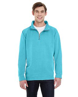 Adult Quarter-Zip Sweatshirt-Comfort Colors