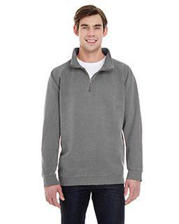 Adult Quarter-Zip Sweatshirt-BR_CMC