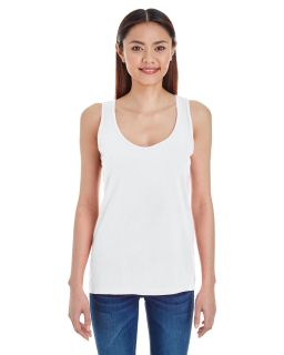 Ladies Lightweight Racerback Tank-Comfort Colors
