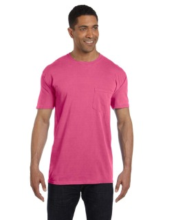 Adult Heavyweight Rs Pocket T-Shirt-Comfort Colors