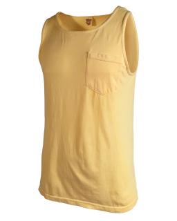 Adult Heavyweight Rs Pocket Tank-Comfort Colors