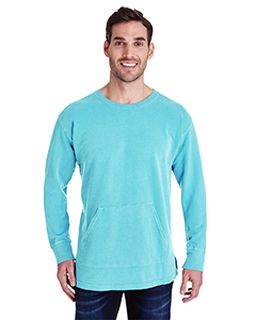 Adult French Terry Crew With Pocket-Comfort Colors