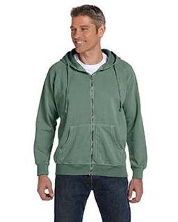10 Oz. Garment-Dyed Full-Zip Hood-Comfort Colors