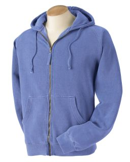 10 Oz. Garment-Dyed Full-Zip Hood-Comfort Colors