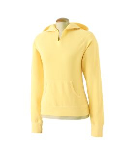 Ladies Hooded Sweatshirt-Comfort Colors