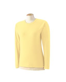 Ladies Midweight Rs Long-Sleeve T-Shirt-