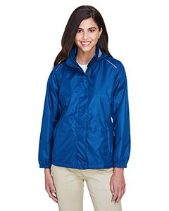 Ladies Climate Seam-Sealed Lightweight Variegated Ripstop Jacket-