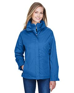 Ladies Region 3-In-1 Jacket With Fleece Liner-