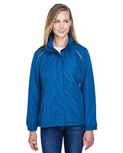 Ladies Profile Fleece-Lined All-Season Jacket-Core 365