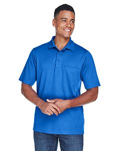 Mens Origin Performance Pique Polo With Pocket-Core 365