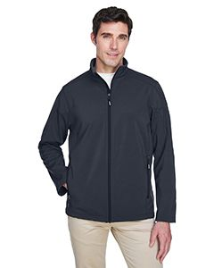 Mens Cruise Two-Layer Fleece Bonded Soft shell Jacket-
