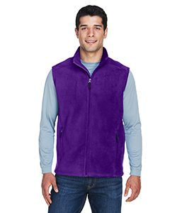 Mens Journey Fleece vest-