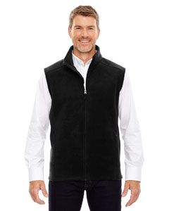 Mens Tall Journey Fleece Vest-