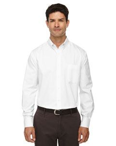 Mens Tall Operate Long-Sleeve Twill Shirt-Core 365