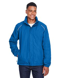 Mens Profile Fleece-Lined All-Season Jacket-