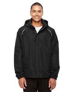 Mens Tall Profile Fleece-Lined All-Season Jacket-