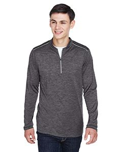 Mens Kinetic Performance Quarter-Zip-