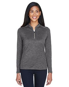 Ladies Kinetic Performance Quarter-Zip-Core 365