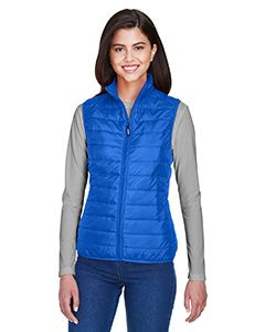 Ladies Prevail Packable Puffer Vest