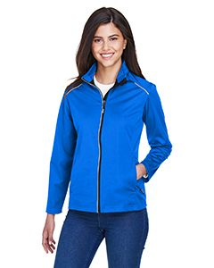 Ladies Techno Lite Three-Layer Knit Tech-Shell-