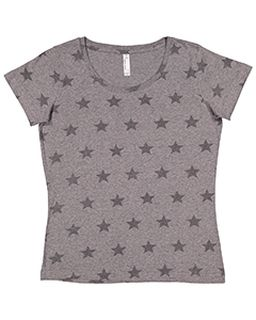 Ladies Five Star T-Shirt-Code Five