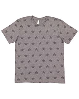 Mens Five Star T-Shirt-Code Five
