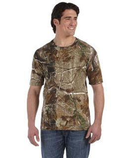 Mens Realtree® Camo T-Shirt-Code Five