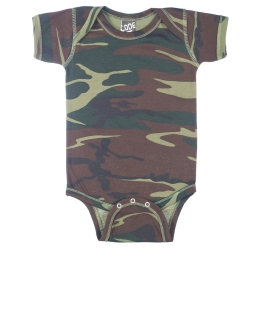Infant Camo Bodysuit-Code Five