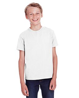 Youth 5.5 Oz., 100% Ring Spun Cotton Garment-Dyed T-Shirt-ComfortWash by Hanes