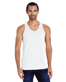 Unisex 5.5 Oz., 100% Ringspun Cotton Garment-Dyed Tank-ComfortWash by Hanes